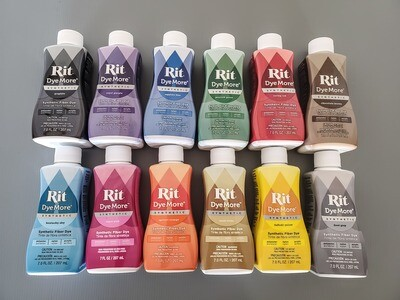 RIT DyeMore Synthetic Liquid Dye
