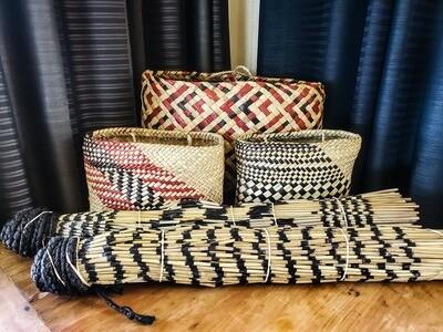 Mahi Raranga/woven treasures