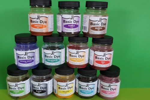 Basic Dye powder dye by Jacquard